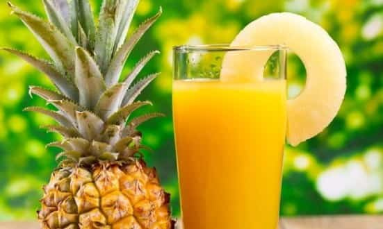 succo di ananas sciroppo sciroppi