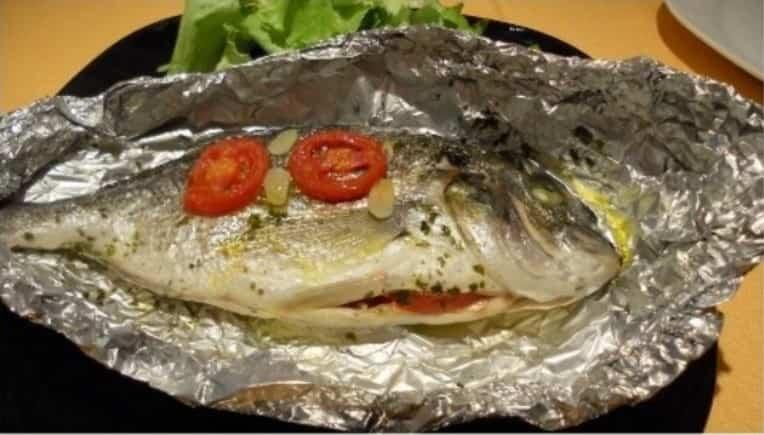 pesce-al-cartoccio-carta-dalluminio