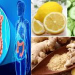 Limone, zenzero e cetriolo… 3 ingredienti per una super bevanda detox e disinfettante! Scoprila