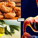 Macerato di Fichi secchi ed olio di oliva… Il mix perfetto per curare disturbi gastrici e non solo! Ecco come