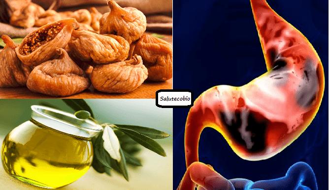 Macerato di fichi secchi e olio di oliva