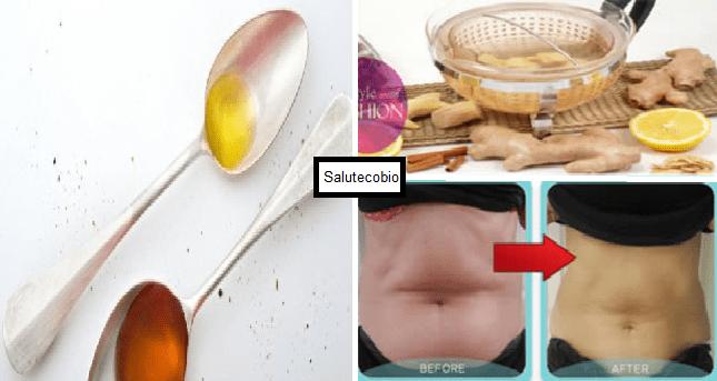 La ricetta per risposte di pepe di cannella di zenzero di kefir di perdita di peso
