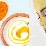 La maschera alla curcuma per una pelle più giovane, senza acne, macchie e… Scoprila