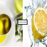 Limone e olio d' oliva: il miglior ricostituente…Come depurarsi con questo antico rimedio