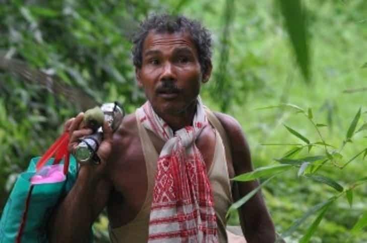 Jadav Molai Payang per 37 anni ha piantato alberi nella stessa area