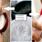 Ecco come utilizzare il sale grosso nelle scarpe o magari per la cervicale, l'umidità e… Tutti gli usi alternativi