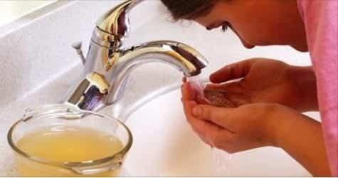 Ecco cosa succede se lavi tutti i giorni il viso con aceto di mele