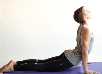 Allungamento schiena