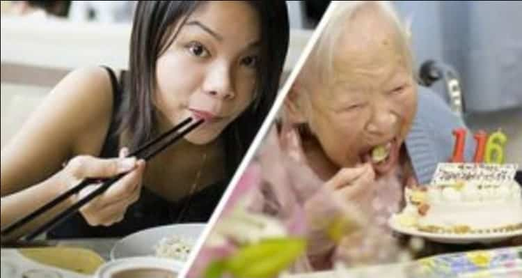 asiatici magri longevi