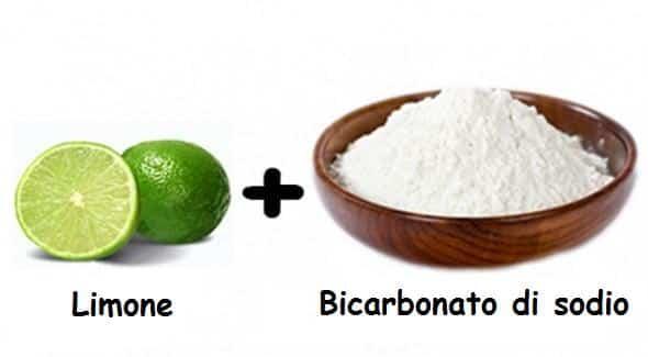 Mal di gola:un efficiente rimedio a base di bicarbonato e limone
